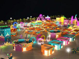 Bahrain's Festival City 2019